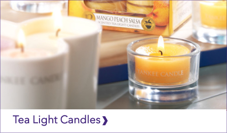 YANKEE CANDLE SCENTED TEA LIGHT CANDLES