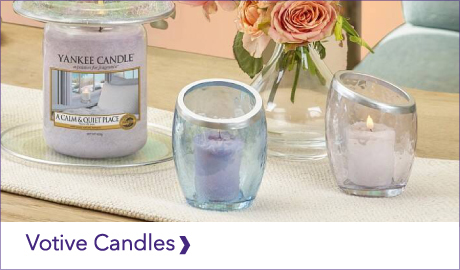 YANKEE CANDLE VOTIVE CANDLES