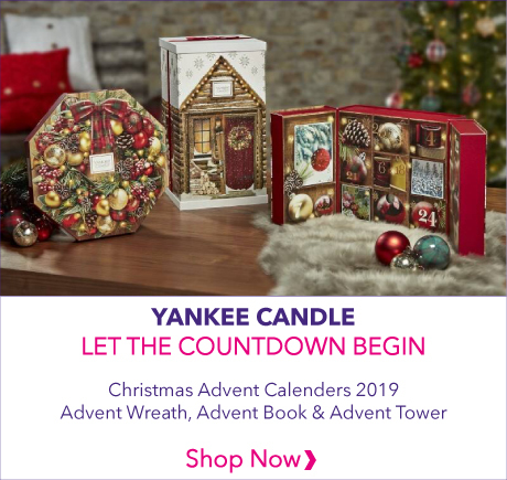 Yankee Candle Fragrances of the Month July 2019
