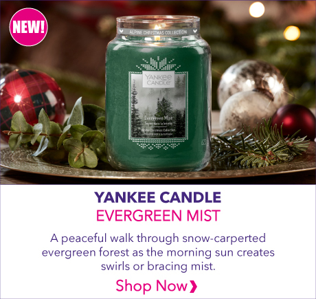 Yankee Candle Evergreen Mist