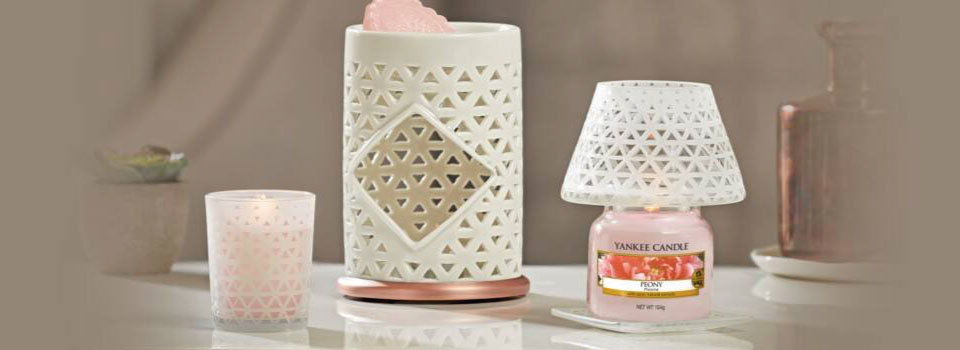 Yankee Candle Belmont Accessory Collection