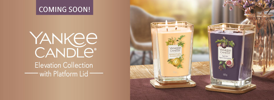 Yankee Candle Elevation Collection