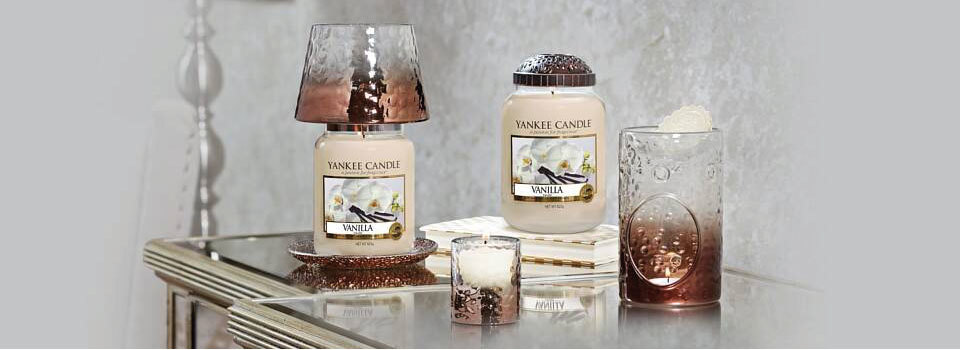 Yankee Candle Sheridan Accessory Collection