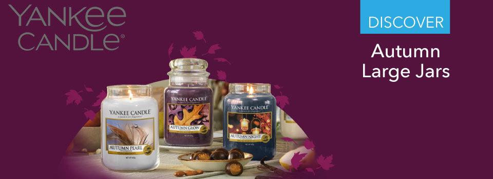 Yankee Candle Autumn