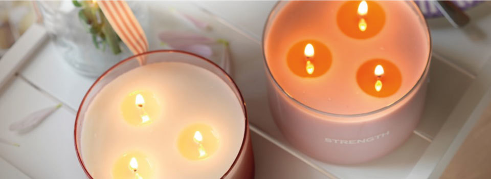 Yankee Candle 3-Wick Round Candles