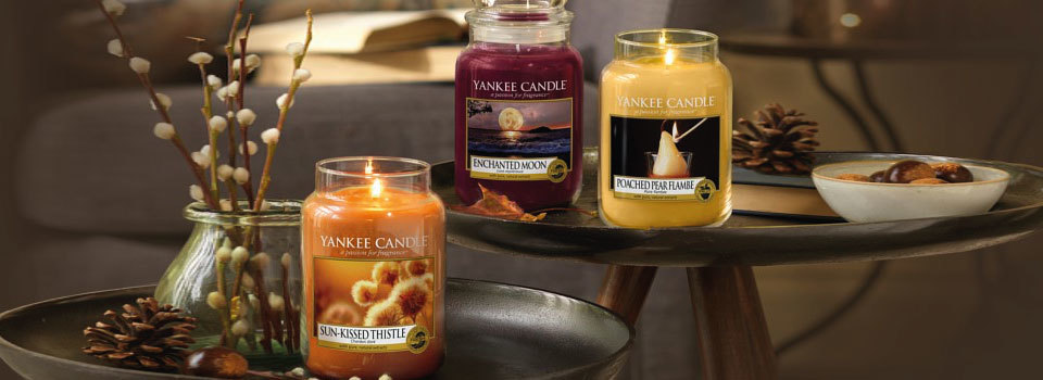 Yankee Candle USA Specials Limited Editions