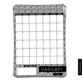 Losse kalenderbladen 2022