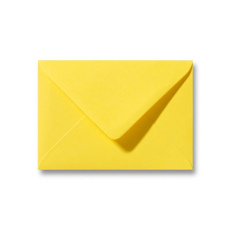 """Enveloppen """"Geel"""""""