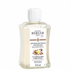 Maison Berger Navulling Mist Diffuser 475 ml Poussière d'Ambre