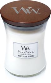 WW White Tea & Jasmine Medium Candle