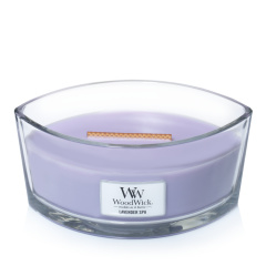 WW Lavender Spa Ellipse Candle