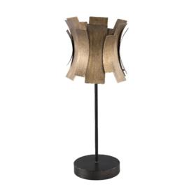 Raddix Led lamp goud