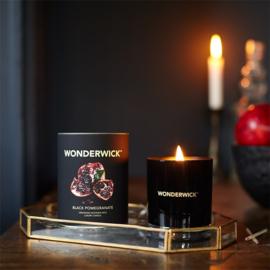 Black Pomegranate Wonderwick Kaars