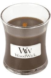 WoodWick Mini Candle Amber & Incense