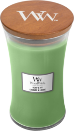 WW Hemp & Ivy Large Candle