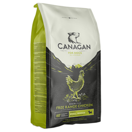 Canagan Free Range Chicken Small Breed 2 kg