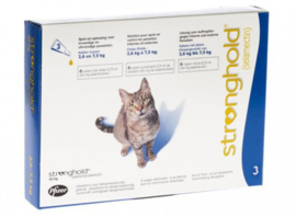 Stronghold kat 2,6 tot 7,5 kg, 3 pipetten
