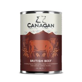 Canagan blik British Beef 400g