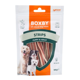 Proline Boxby Strips 100 g