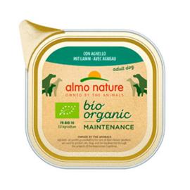 Almo Nature  Hond Bio Organic Lam 100 g