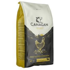 Canagan Free Run Chicken Large Breed 2 kg