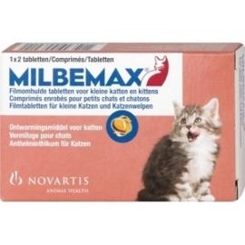 Milbemax kleine kat/kitten