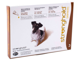 Stronghold 5,1 tot 10 kg, 3 pipetten