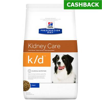 Hill's k/d hond 2 kg