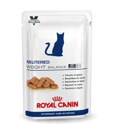 Royal Canin Neutered Satiety Balance 12 x 100 g natvoeding