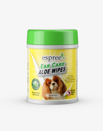 Espree Aloe Ear Care wipes (60st)