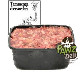 Tammenga Compleet 1kg (rund/lam/kip/geit/paard)