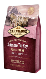 Carnilove Into The Wild Cat Kitten 6 kg