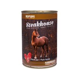 Steakhouse Paard 100% (410gr)