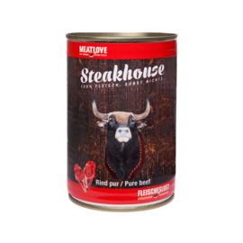 Steakhouse Rund 100% (400gr)