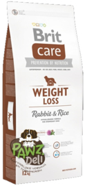 Brit Care Dog Weight Loss 12kg
