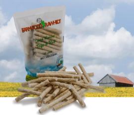 Farm Food Rawhide Munchies 35stuks met hart/rijst