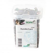 Runderhart 100gr (Ropadog)