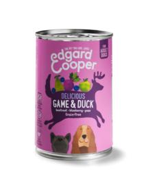 Edgar & Cooper wild en eend 400gr