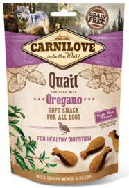 Carnilove snack Kwartel (soft)