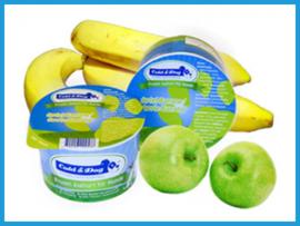 Cold&dog hondenijsje appel+banaan