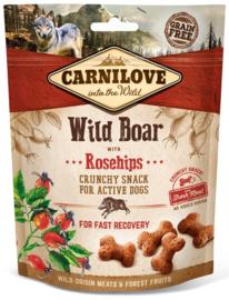 Carnilove snack Wild Boar (crunchy)