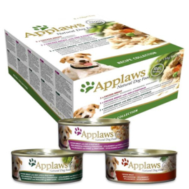 Applaws Recipe Collection 8x156gr
