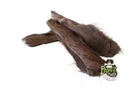Hertenhuid met vacht 250 gr (akyra)