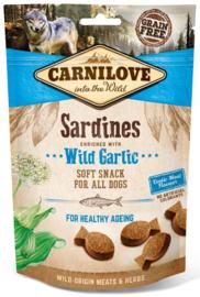 Carnilove snack Sardines (soft)