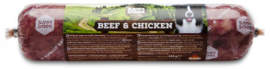 Raw4dogs Beef&Chicken 450gr