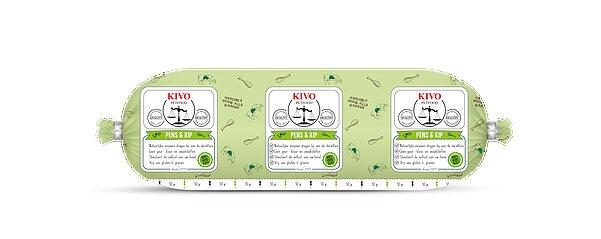 KIVO pens&kip 500gr