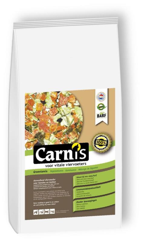 Carnis gedroogde groenten 800gr