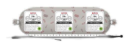 KIVO Rund/kip compleet 250g