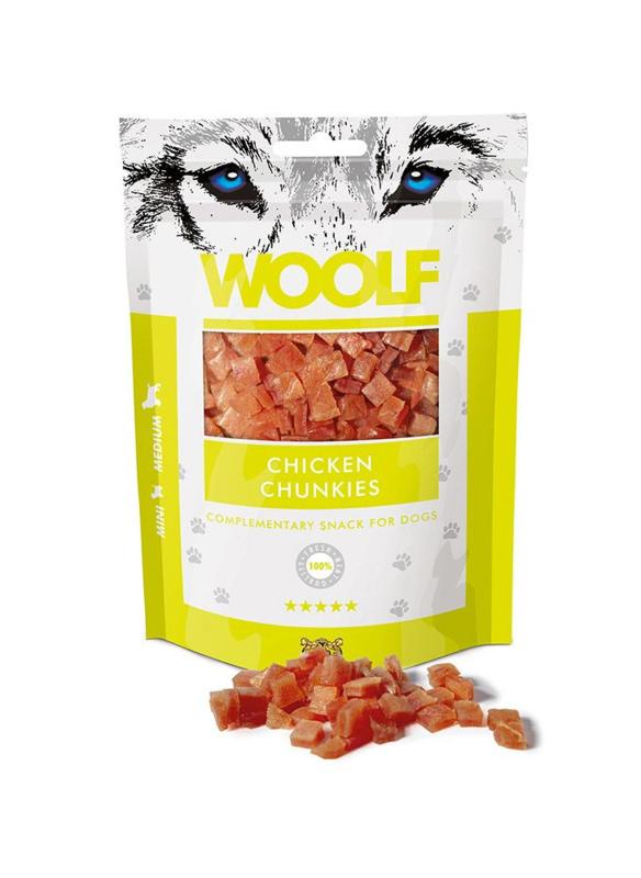 Woolf Kip 100gr (soft)