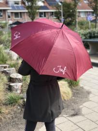 Bordeaux JUF. Paraplu Krijt